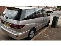 Toyota Previa 2004 Needs Repair