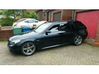 Fast Bmw 535d touring 410bhp 2006 m sport px swap honda 4x4 subaru type r 7 seater or vw up