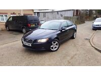 2007 VOLVO S80 SE 2.5 T,Petrol automatic,140k miles,2 owners service history