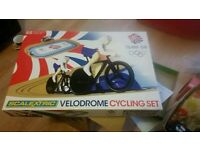 Scalextric Team GB velodrome cycling