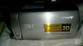 Sony 3D cam