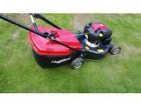 Mountfeild petrol lawnmower (self driven)