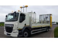 IPV VEHICLE, blocking vehicle, impact protecting vehicle, with driver or whole crew for hire