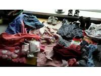 Joblot clothes