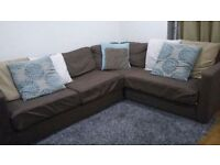 3 x 2 seater settee with double bed and storage underneath