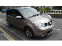 Nissan Note Facelift 1.6 16v N-TEC 5dr Automatic 2010 Low millage