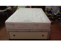 Double bed sealy posture mattress