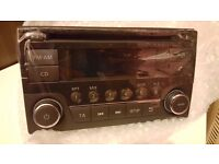 NISSAN CD Stereo Radio Player