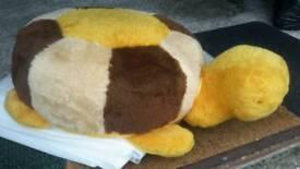 Turtle pouffee