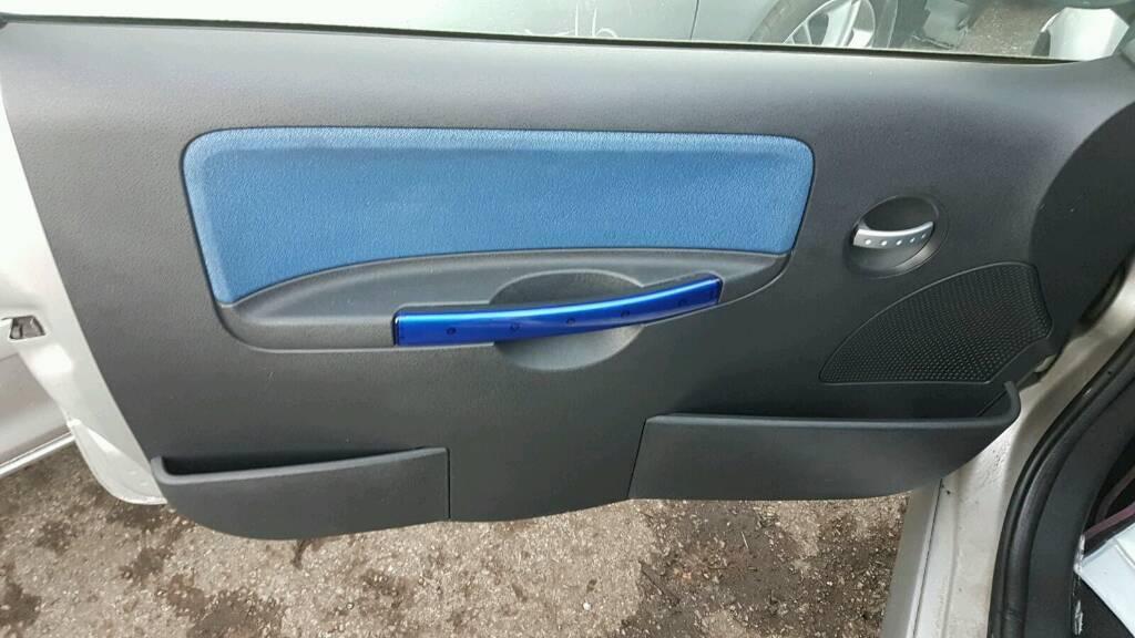 Citroen C2 GT = Seats & Door cards Interior trim