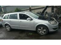 Vauxhall astra h mk5 1.7 cdti z17dth breaking for spares 04-11