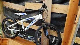 Sarracen Boys bike