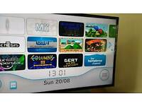 Wii console Special edition drive key 500gb