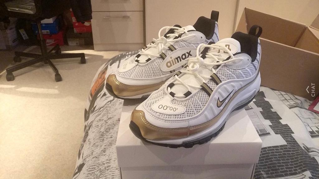 buy popular 659f0 8d593 Nike Air Max 98 GMT Pack