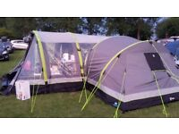 Nimbus 8 Inflatable Tent AS NEW £800 ono