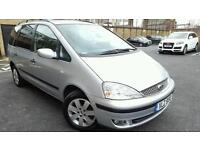 2006 FORD GALAXY 1.9 AUTO DIESEL LOW MILEAGE 59K PARKING SENSORS