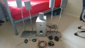 Acoustic Solutions home cinema system