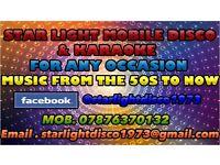 Star Light Mobile Disco & Karaoke