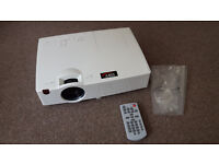 ABIS LXHD80 LCD PROJECTOR (SPARES OR REPAIRS)