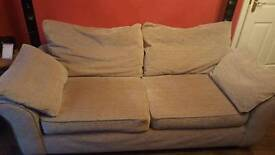 NEXT 3 and 2 Seater Sofa