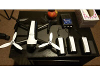 Bebop 2 FPV drone - quadcopter with extras