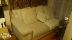 FREE- Sofa used to be a corner sofa giving away half of it-