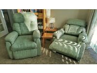 Pair of Betterlife Intalift Armchairs