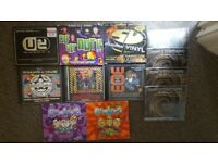 Classic Happy Hardcore / Rave CD collection. Bonkers / United Dance etc