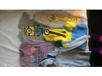 Boys clothes aged 5-6