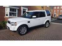 Landrover discovery 4 HSE for sale.
