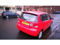 Brilliant 06 automatic kalos 1.4 sx, very low mileage, 5DR hatchback, full year MOT,