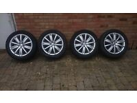 18 inch vw tiguan alloys