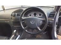 2004 Mercedes Benz E Class 2.7 E270 CDI Avantgarde 4dr