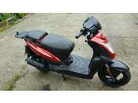 KYMCO AGILITY 50CC SCOOTER MOPED LEARNER LEGAL