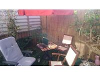 Massive room with private garden in Central Brixton £890 incl.