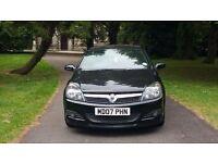 2007 vauxhall astra sxi sport 3 door black *£2195 * 307 megane focus golf leon c4 mazda3 fiesta size