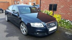 2007 Audi A6, Automatic, 2.0 TDi , S-Line, Blue for sale
