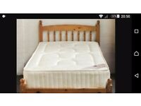 SOLID PINE SINGLE BED - Just £70 + FREE DELIVERY