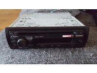 Sony cd/mp3 player