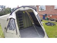 Outwell Troutlake 4 tent. Great condition