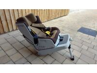 *** CONCORD ABSORBER XT ISOFIX baby car seat - quality German brand - Steam cleaned, ready for use *