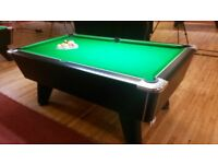 Pool Table Recovers and damaged supreme winner table purchases.