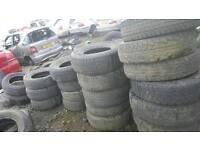 4x4 jeep tyres. Isuzu,shogun,terrano,fourtrack,mitsubishi