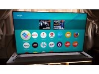 """PANASONIC VIERA 58"""" 58DX750B Smart 3D 4K UHD LED TV,built in Wifi,Freeview Pla,Excellent condition"""