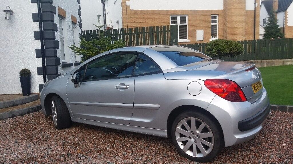 Silver Peugeot for sale