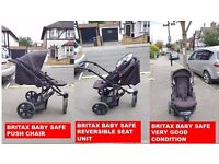 BRITAX B-SMART URGENT PRICED FOR QUICK SALE