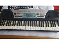 excellen condition yamaha PSR170 keyboard