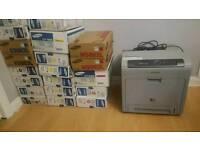 Samsung clp-670nd Printer & Toner Cartridges