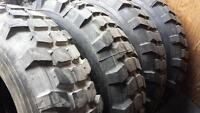 New 9.00R16 Michelin XL off road Military tires