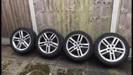 Wheels &Tyres